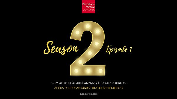Alexa European Marketing Flash Briefing · European Innovation - S02 E01