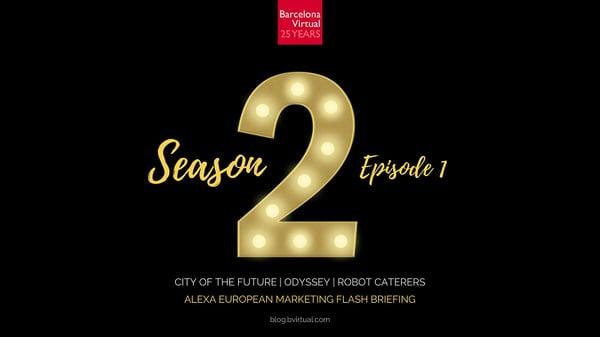 Alexa European Marketing Flash Briefing · European Innovation - S02 E01