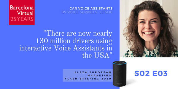 VOICE MARKETING | Alexa European Marketing Flash Briefing · S02 E03