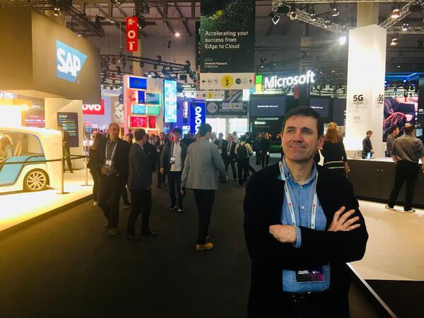 Alexa European Marketing Flash Briefing · #MWC19 Special - EPS 04