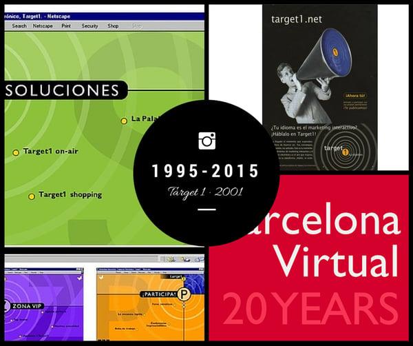 20th Anniversary Countdown · Day 6 · 2001