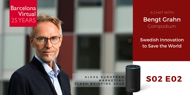 THE SWEDISH STEVE JOBS | Alexa European Marketing Flash Briefing · S02 E02