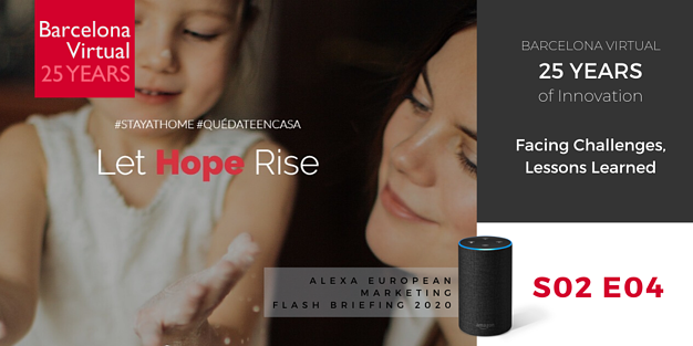 25 YEARS OF INNOVATION | Alexa European Marketing Flash Briefing · S02 E04
