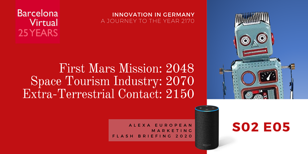 INNOVATION IN GERMANY | Alexa European Marketing Flash Briefing · S02 E05