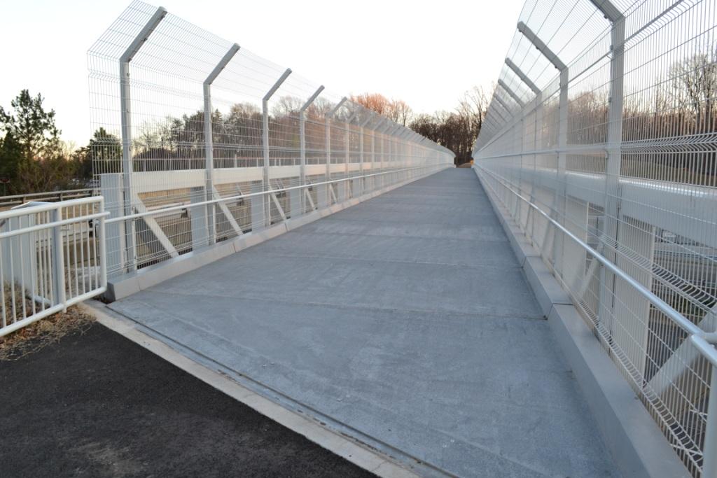 Project Gallery - Pedestrian Bridge Deck - Wolf Trap Virginia