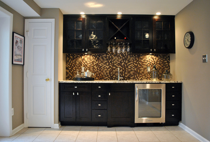 Adding A Wet Bar To Your Northern Virginia Home
