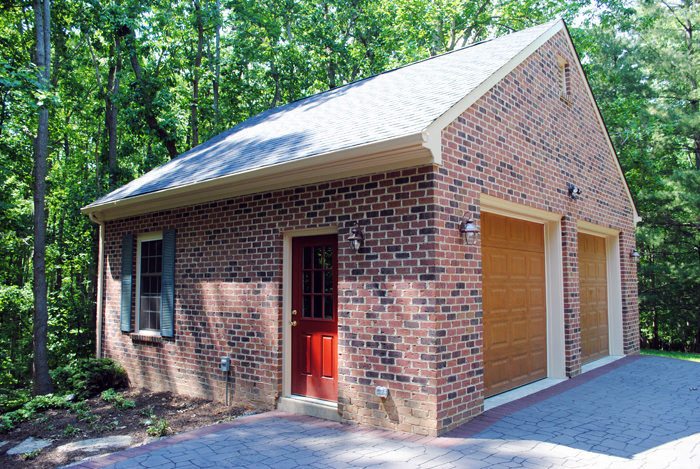 Addition and garage remodels in northern va how much will for Garage addition cost