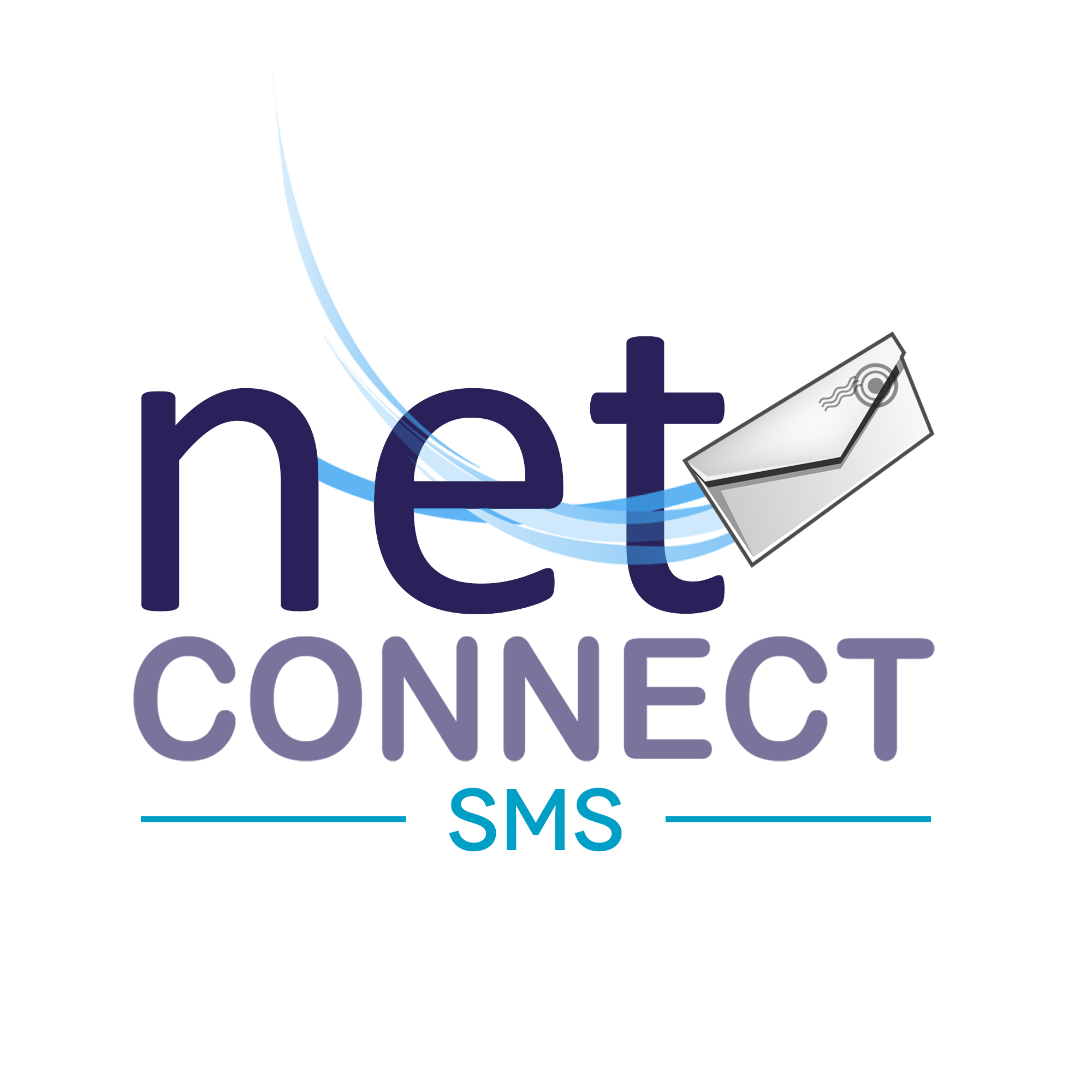 netCONNECT SMS Messaging Service Logo
