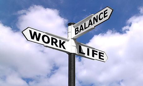 Flexible Working - Work Life Balance