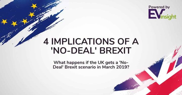 4 Implications of a 'No-Deal' Brexit Scenario