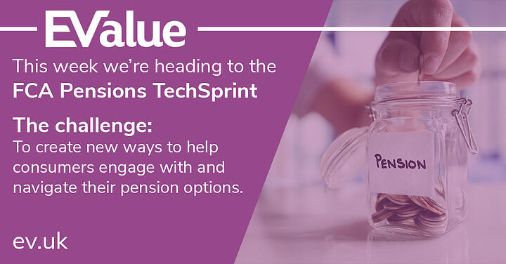 The FCA Pensions TechSprint: in the Spirit of Collaboration