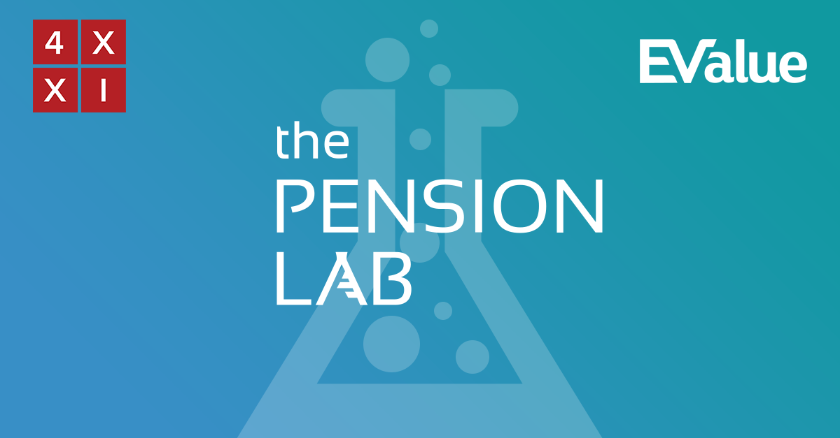 The Pension Lab blog header
