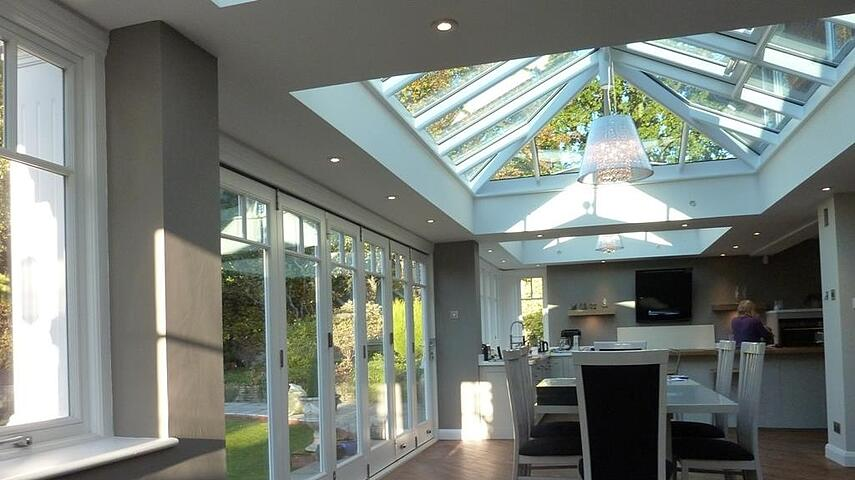 Conservatories and Orangeries - Our Installation Process