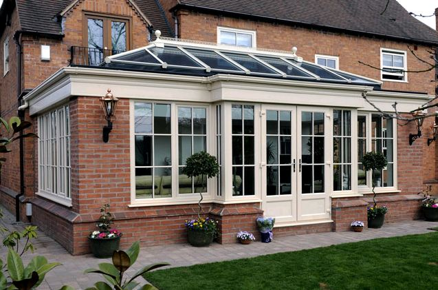 Add value to your home with a conservatory or orangery