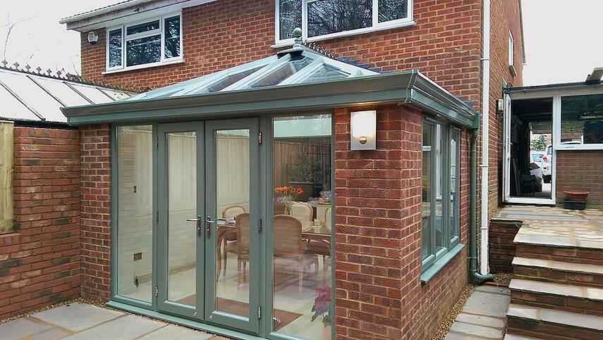 Conservatory Roofs – which materials are best?