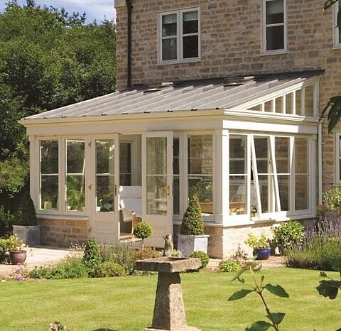 Lean-To Conservatories Bergson & Eaton