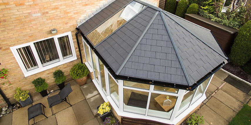 6 Reasons why you should invest in a conservatory