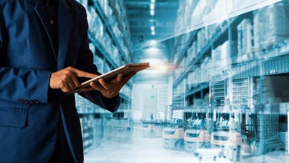 Supply chain digitalisering: de logische volgende stap
