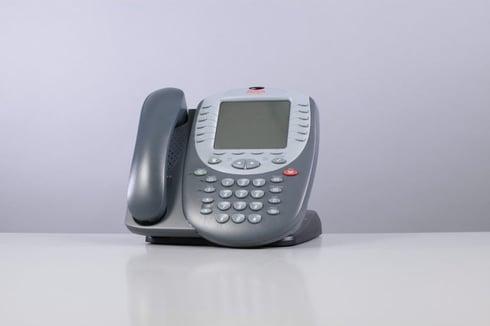 Avaya System Phone