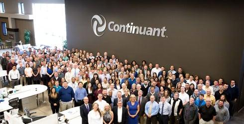 The Continuant Team circa 2016