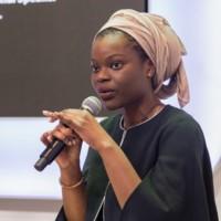 Aïda Ndiaye Commencement Speaker 2019
