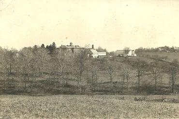 Olney-Friends-School-Farm_Early-1900s_1-1067x711