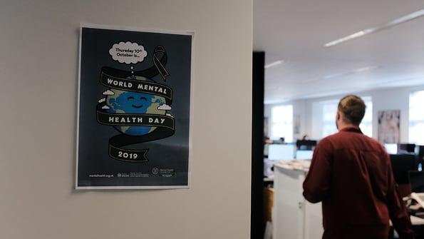 World mental health day at ICP