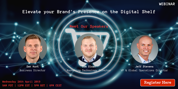 WEBINAR: Elevate your Brand's Presence on the Digital Shelf