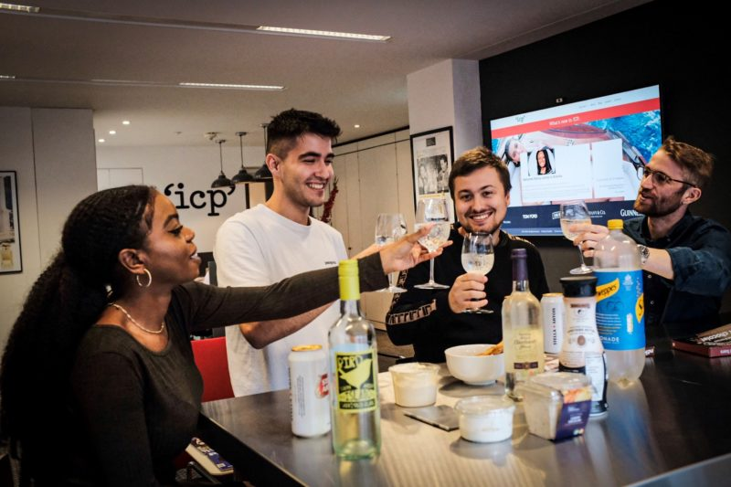 A day in the life: My first Friday at ICP London