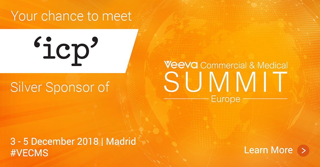 Veeva Commercial & Medical Summit, Europe | The Era of Intelligent Engagement