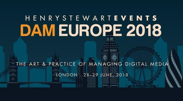DAM Europe 2018 | The Art & Practice of Managing Digital Media