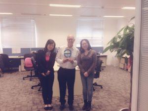 Shanghai Trip For Digital Asset Management Expansion