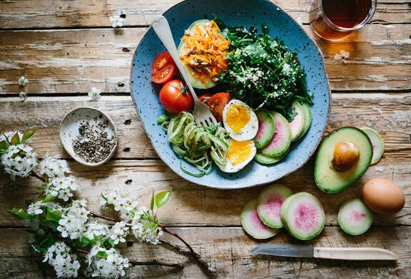 nutrition wellbeing trends