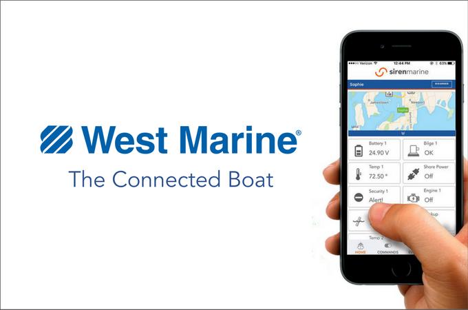 Siren Marine MTC Featured in West Marine's West Advisor
