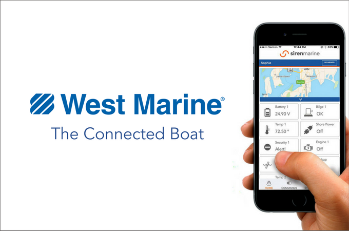 Siren Marine MTC Featured in West Marine's West Advisor