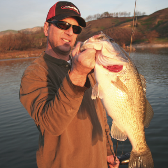 Four Tricks For Cold Water Bass