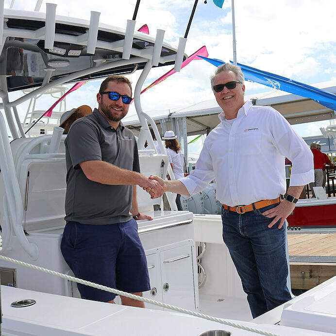 Boat Builders Featuring Siren Marine Connected Boat® Technology