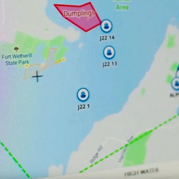 Siren Fleet™ at Sail Newport