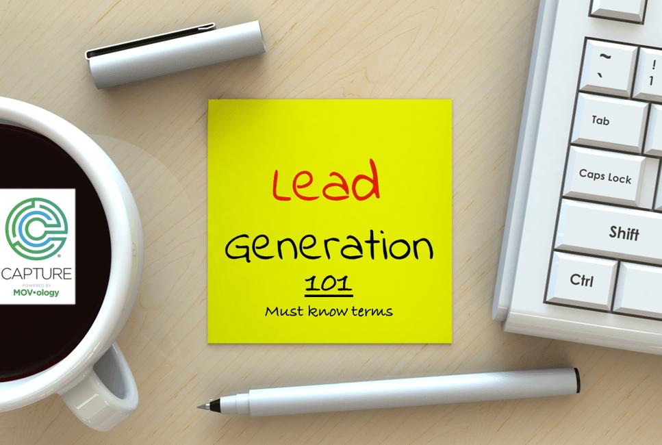 Lead gen 101 (series 1 od 5)