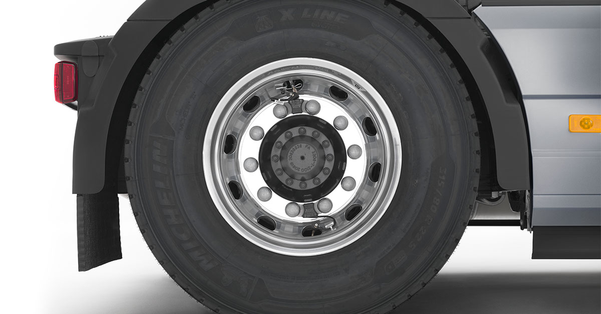 How aerodynamics and rolling resistance impact your truck's fuel consumption