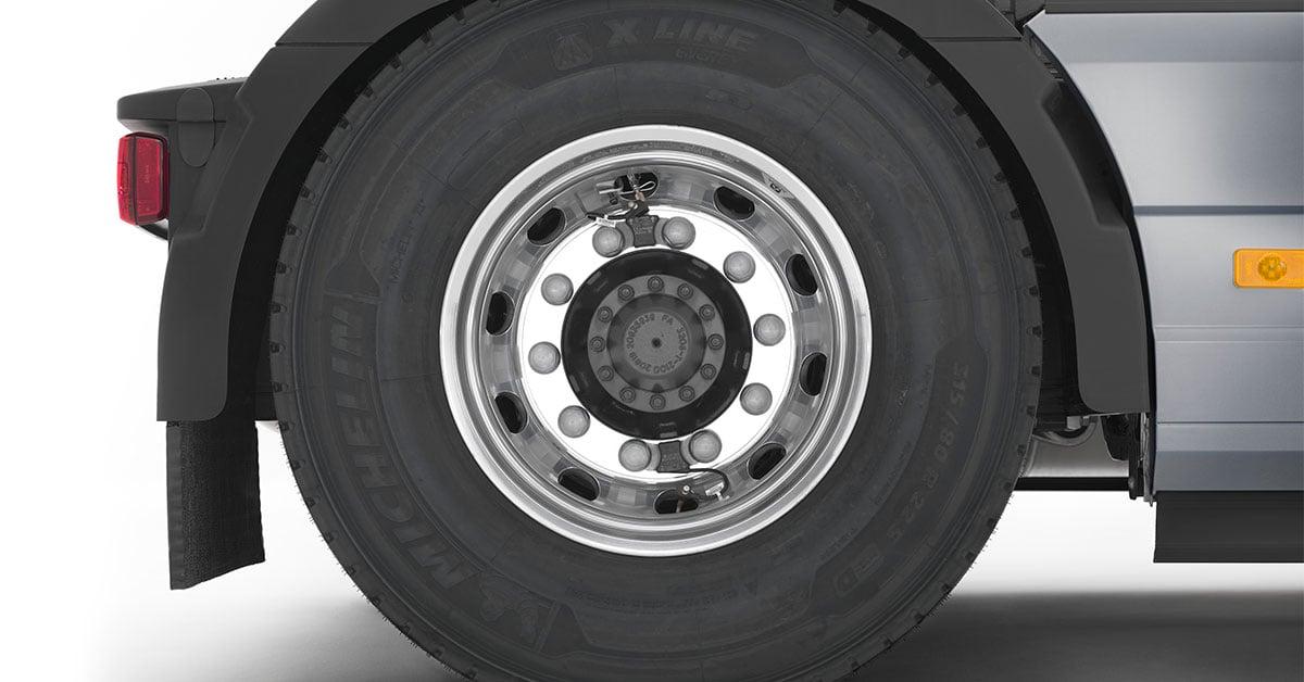 Sådan påvirker aerodynamik og rullemodstand lastvognens brændstofforbrug