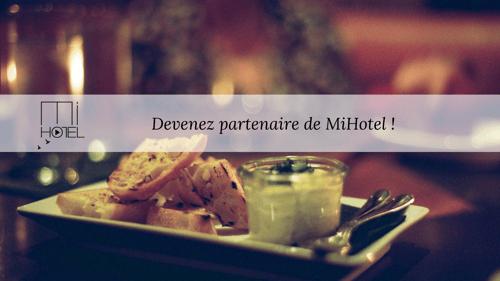 Appel à planches : devenez partenaire de MiHotel !
