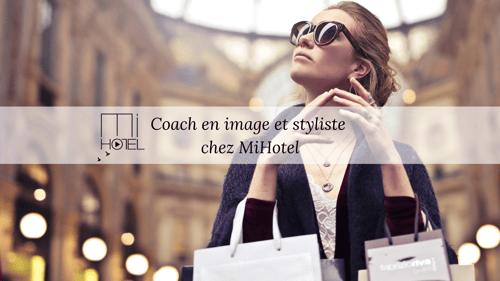 4 questions à Soraya ESSABAR, coach en image et styliste chez MiHotel