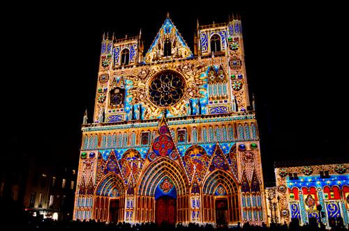 10 installations à voir pendant la Fête des Lumières à Lyon
