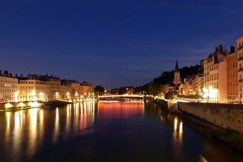Découvrir Lyon de nuit : 4 idées de sorties nocturnes