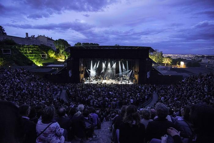 Nuits de Fourviere Lyon