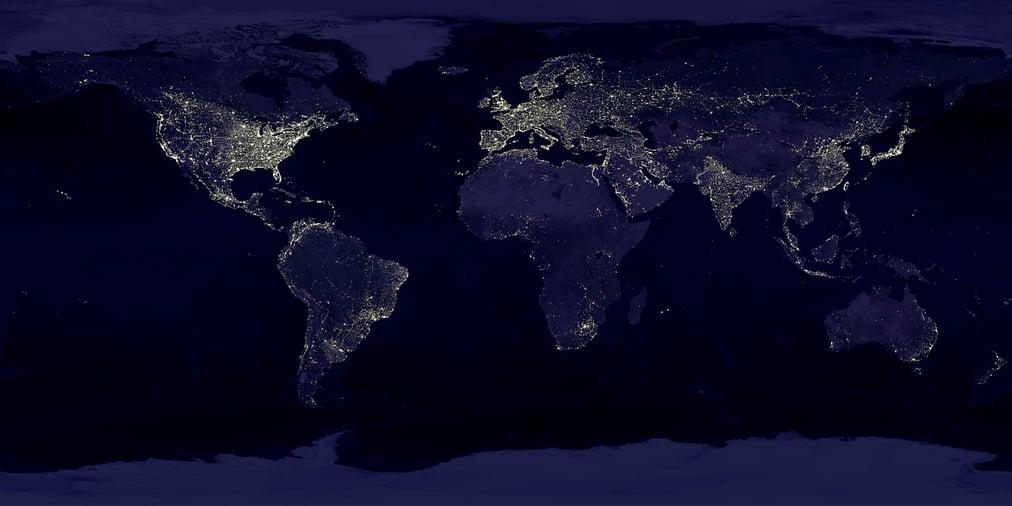 earth-lights-world-41949