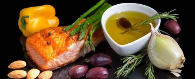 Mediterranean Diet Effects on Aging Skin