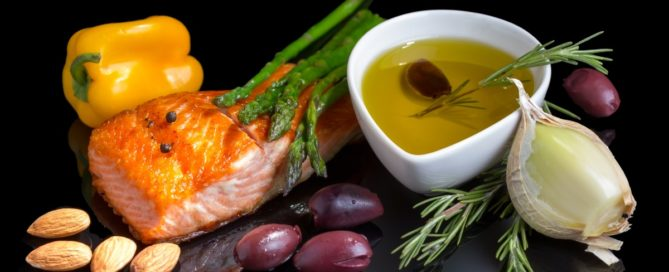 Mediterranean Diet Effects on Aging Skin