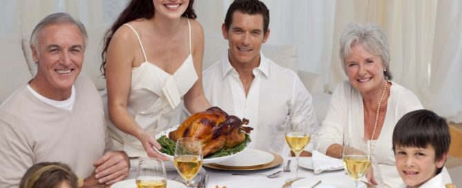 Turkey & Holiday Food Anti-Aging Skin Benefits
